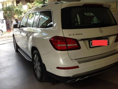 Used Mercedes Benz GLS 2017 AT for sale in Bangalore