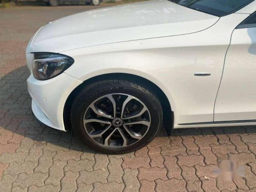 Used 2018 Mercedes Benz C-Class AT for sale in Mumbai-10