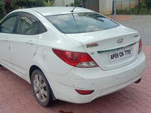 Used Hyundai Verna 2012 MT for sale in Secunderabad