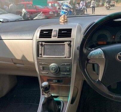 Used Toyota Corolla Altis Diesel D4DG 2012 MT for sale in Mumbai