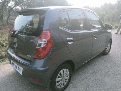 Hyundai i10 Sportz 1.2 2013 MT for sale in Hyderabad