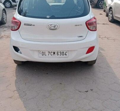 Used Hyundai Grand i10 2017 MT for sale in New Delhi