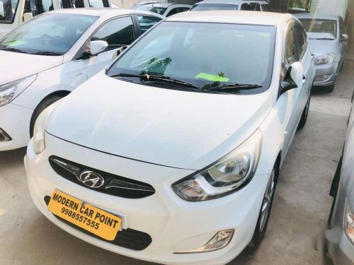 Used Hyundai Fluidic Verna 2011 MT for sale in Chandigarh