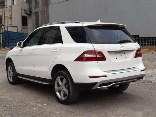 Mercedes-Benz M-Class 350, 2014, AT for sale in Hyderabad