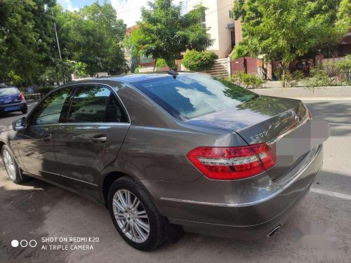 Used Mercedes Benz E Class 2011 AT for sale in Chennai -5