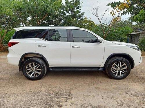 Toyota Fortuner 2.8 4WD MT BSIV 2020 MT in Bangalore