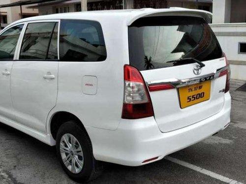 Toyota Innova 2.5 G4, 2010, MT for sale in Coimbatore