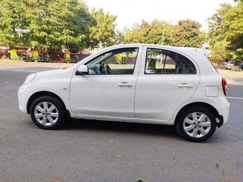 Used 2012 Nissan Micra MT for sale in Ahmedabad