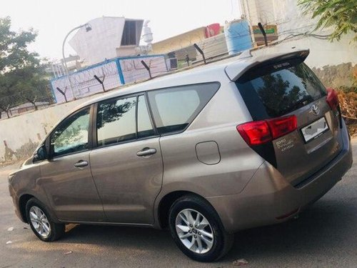 Used 2019 Toyota Innova Crysta AT for sale in New Delhi