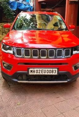 Used 2017 Jeep Compass AT for sale in Mumbai