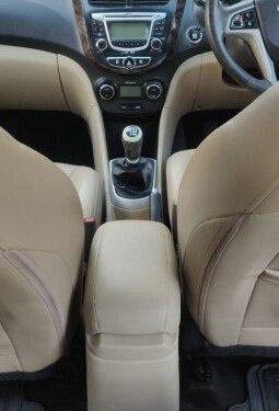Used 2013 Hyundai Verna MT for sale in Mumbai