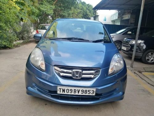 Used 2014 Honda Amaze S Petrol MT for sale in Chennai