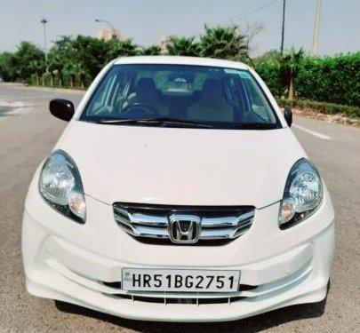 Used Honda Amaze 2015 MT for sale in New Delhi