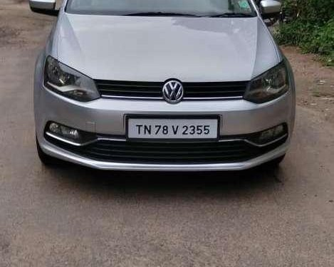 Used Volkswagen Polo 2015 MT for sale in Coimbatore