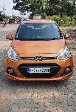 Used 2015 Hyundai Grand i10 MT for sale in Mumbai
