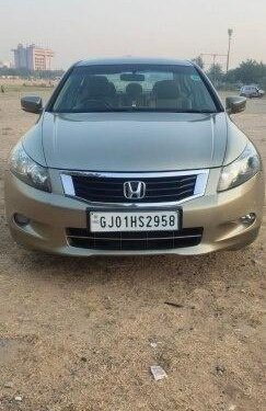 Used 2008 Honda Accord MT for sale in Ahmedabad