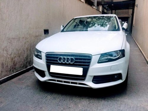 Used 2011 Audi A4 AT for sale in New Delhi