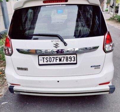 Used Maruti Suzuki Ertiga 2017 MT for sale in Hyderabad