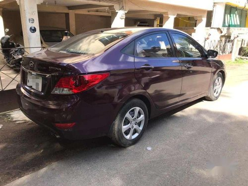 Used Hyundai Verna 2012 MT for sale in Chennai -3