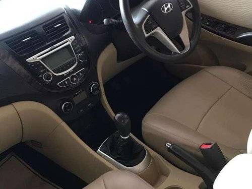 Used Hyundai Verna 2012 MT for sale in Chennai -1