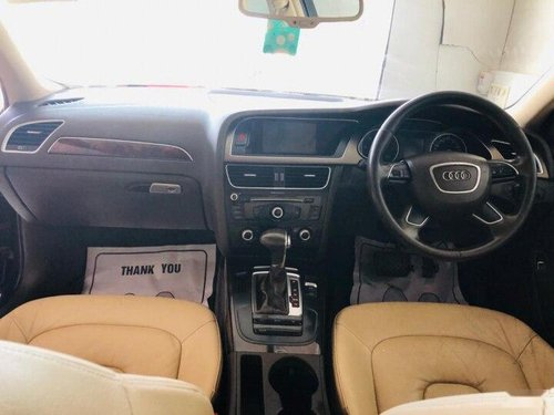 Used Audi A4 2014 AT for sale in Ahmedabad