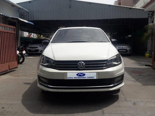 Used 2015 Volkswagen Vento 1.5 TDI Highline AT for sale in Coimbatore -8