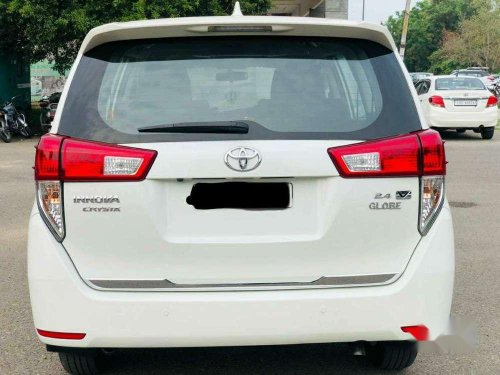 Used 2019 Toyota Innova Crysta AT for sale in Chandigarh
