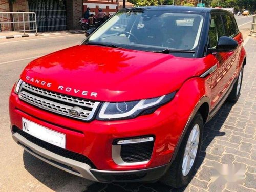 Land Rover Range Evoque TD4 SE, 2016 AT for sale in Kozhikode