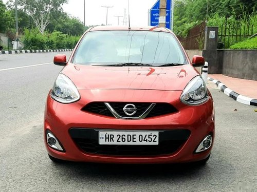 Used Nissan Micra XV CVT 2017 AT for sale in New Delhi