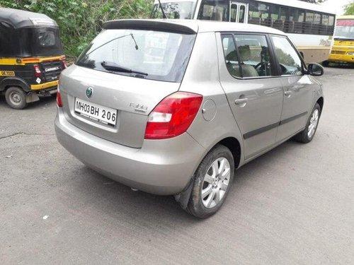 Used 2012 Skoda Fabia MT for sale in Pune