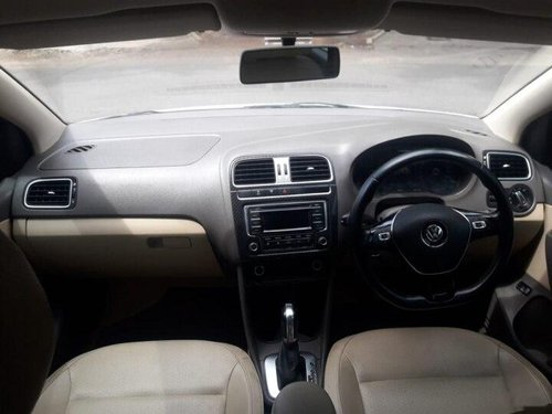 Used 2015 Volkswagen Vento 1.5 TDI Highline AT for sale in Coimbatore -6