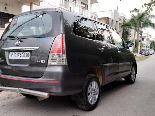 Used Toyota Innova 2011 MT for sale in Udaipur