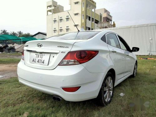 Used 2013 Hyundai Fluidic Verna MT for sale in Chennai
