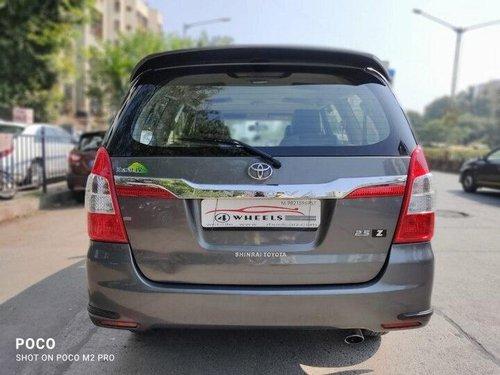 Toyota Innova 2.5 ZX Diesel 7 Seater 2014 MT for sale in Mumbai