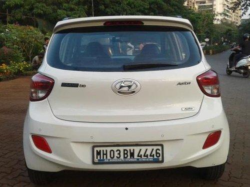 Used Hyundai Grand i10 2015 AT for sale in Mumbai