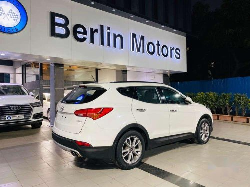 Used 2014 Hyundai Santa Fe MT for sale in Pune