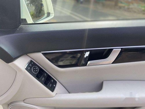 Used Mercedes Benz C-Class 220 2012 AT for sale in Ahmedabad