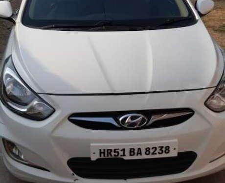 Used 2014 Hyundai Verna MT for sale in Yamunanagar