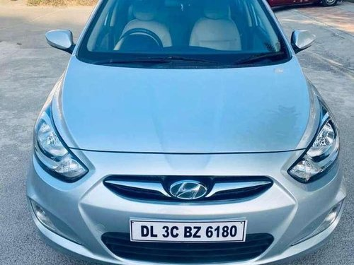Used 2013 Hyundai Fluidic Verna MT for sale in Faridabad -3