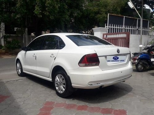 Used 2015 Volkswagen Vento 1.5 TDI Highline AT for sale in Coimbatore -2