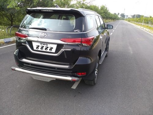 Used 2019 Toyota Fortuner MT for sale in Hyderabad