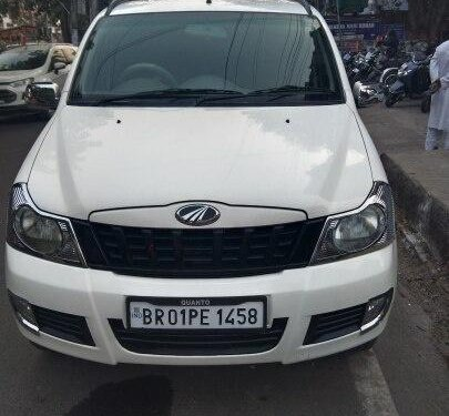 Used 2013 Mahindra Quanto C8 MT for sale in Patna