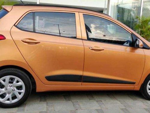 Used 2017 Hyundai Grand i10 MT for sale in Nagar