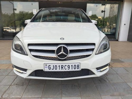Used Mercedes-Benz B-Class 2013 AT in Ahmedabad