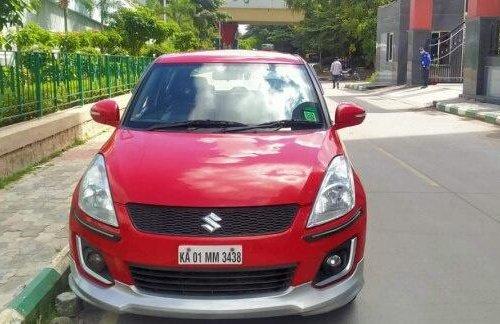 Used Maruti Suzuki Swift 2015 MT for sale in Bangalore