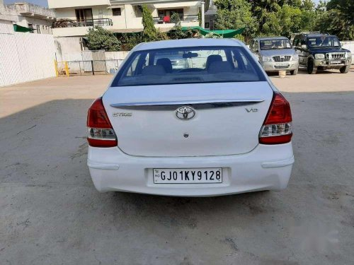 Used Toyota Etios GD 2015 MT for sale in Ahmedabad