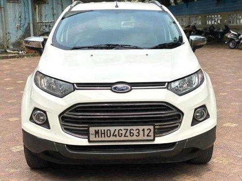Used Ford EcoSport 1.5 Diesel Titanium Plus 2015 MT in Mumbai