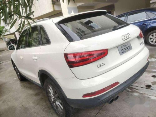 Used Audi Q3 2.0 TDi 2013 AT for sale in Hyderabad