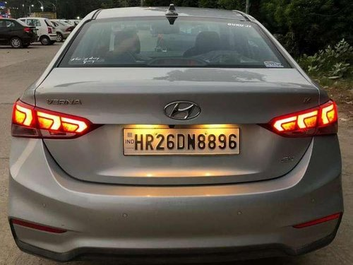Used 2018 Hyundai Verna MT for sale in Faridabad
