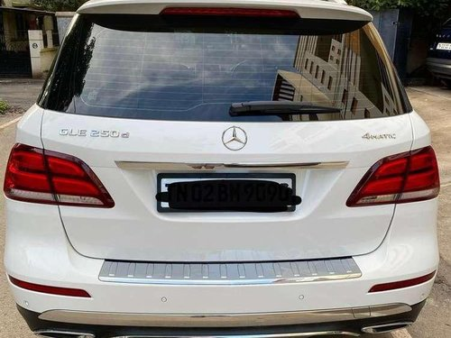 Used Mercedes Benz E Class 2017 AT for sale in Chennai